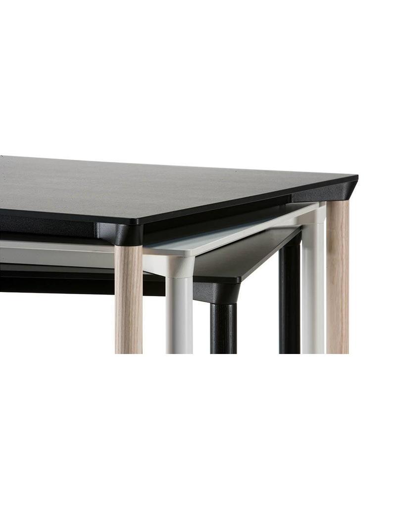 Plank Plank Monza tafel vierkant / rechthoekig