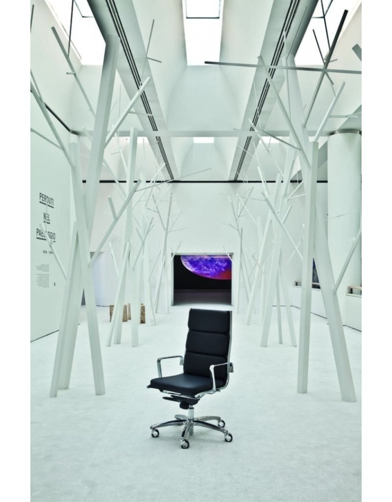 Luxy Luxy Light bureaustoel leer