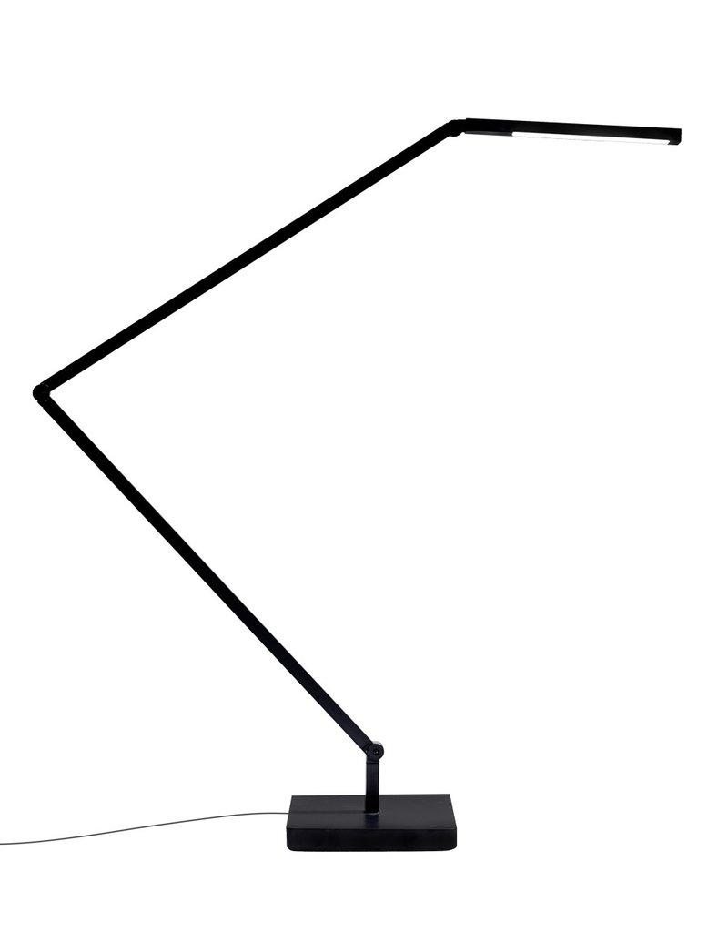 Nemo Nemo Untitled zwarte LED bureaulamp