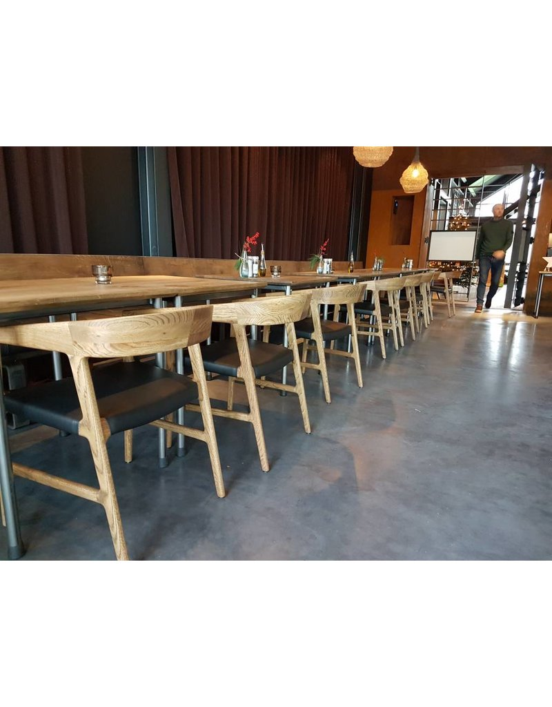 Artisan Artisan Tesa houten design eetkamer / restaurantstoel