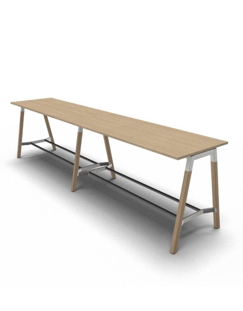 Bralco Bralco Polare lange hoge vergadertafel