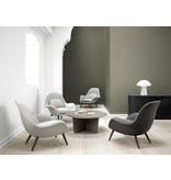 Fredericia Fredericia Swoon Lounge fauteuil