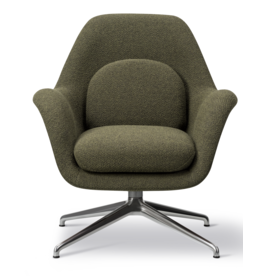 Fredericia Fredericia Swoon Lounge Petit fauteuil