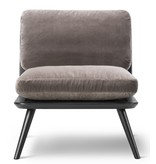 Fredericia Fredericia Spine Lounge Suit Chair Petit