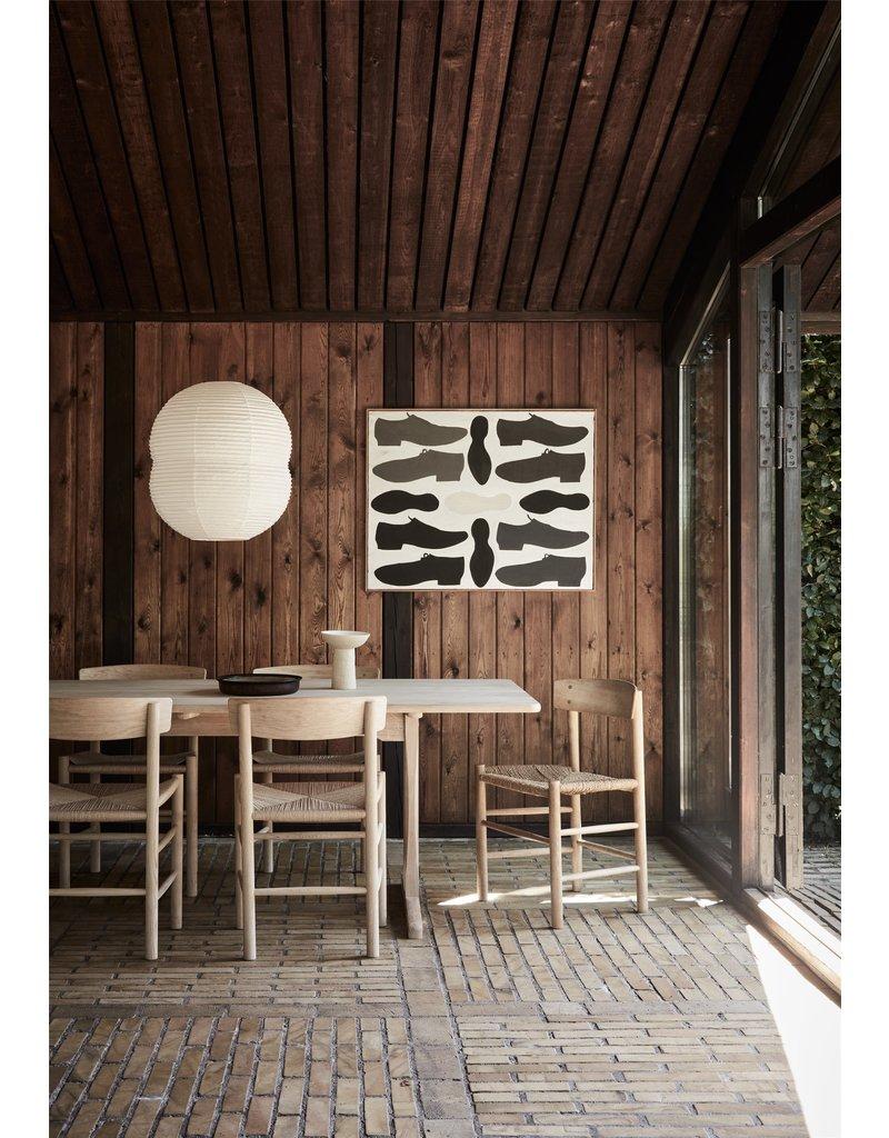 Fredericia Fredericia J39 houten eetkamerstoel