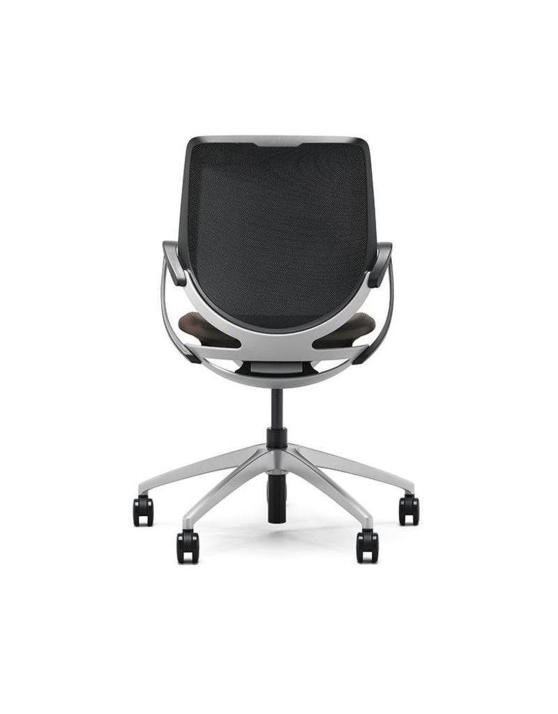 Giroflex Giroflex 313 bureaustoel met vaste armleuningen