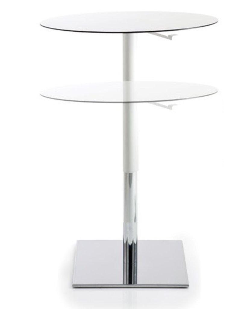 Luxy Luxy inCollection ronde in hoogte verstelbare tafel
