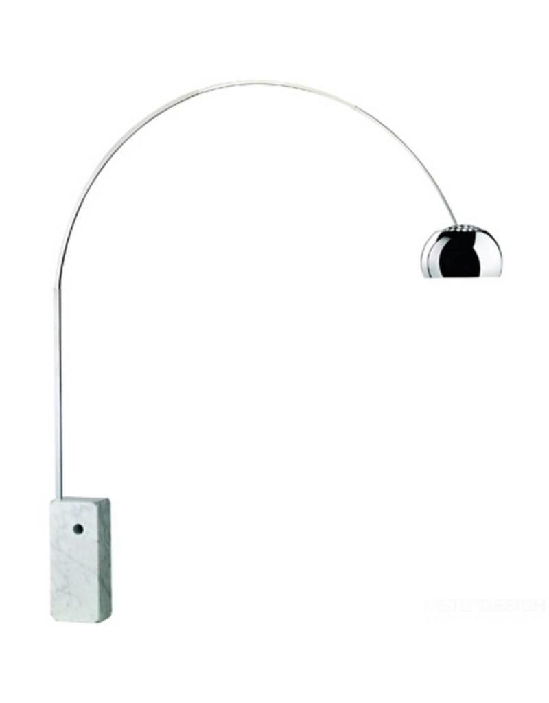 Flos Flos Arco staande lamp / booglamp (Halogeen & LED)
