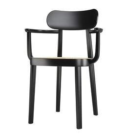 Thonet Thonet 118 F stoel met armleggers/ eetkamerstoel