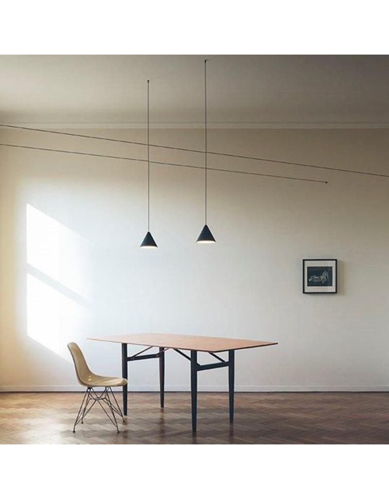 Flos Flos String Light Cone, konische LED hanglamp