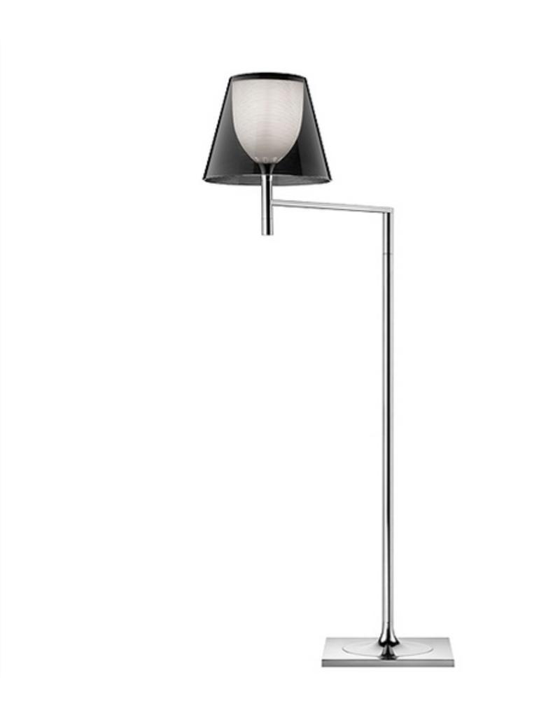 Flos Flos Ktribe F1 staande lamp, kap Ø24 cm