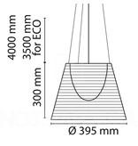 Flos Flos Ktribe S2 hanglamp Ø39,5cm