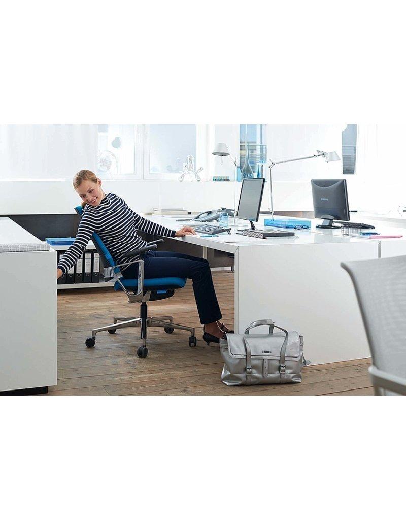 Klöber Klober Connex2 leren bureaustoel