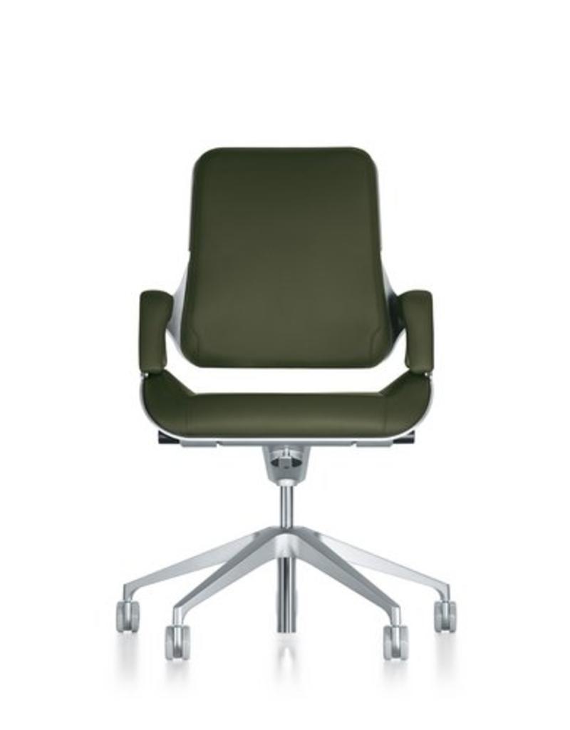 Interstuhl Interstuhl Silver bureaustoel, middelhoog model