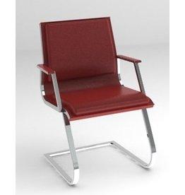 Luxy Luxy Nulite bezoekers stoel leer soft