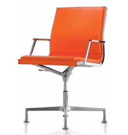 Luxy Luxy Nulite conferentie stoel leer soft