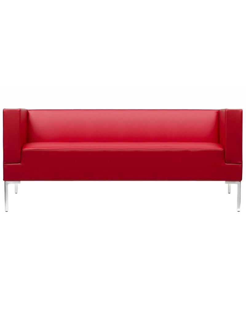 Design Bank 3 Zits.Sitland Matrix 3 Zits Sofa Leer