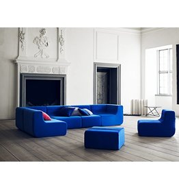 Softline Softline Loft modulaire lounge fauteuils