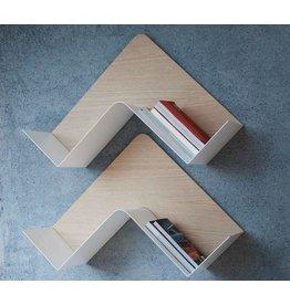 B-Line B-Line FISHBONE modulaire boekenplanken