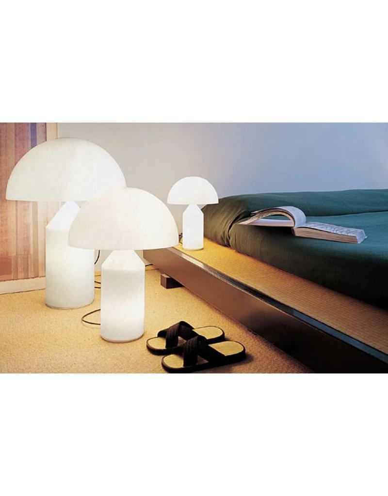 Oluce Oluce Atollo tafellamp, kleur wit
