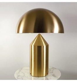 Oluce Oluce Atollo tafellamp goud