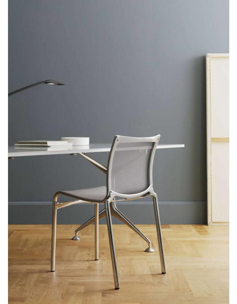 Alias Alias 441 bigframe stoel gepolijst aluminium