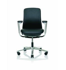 HÅG HAG Sofi bureaustoel leer inclusief armleuningen