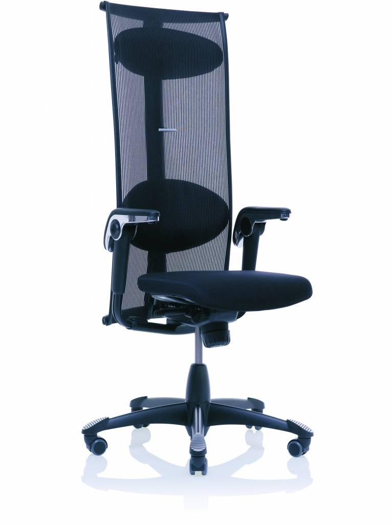 Hoge Bureau Stoel.Hag Inspiration 9231 Bureaustoel Design Online Meubels