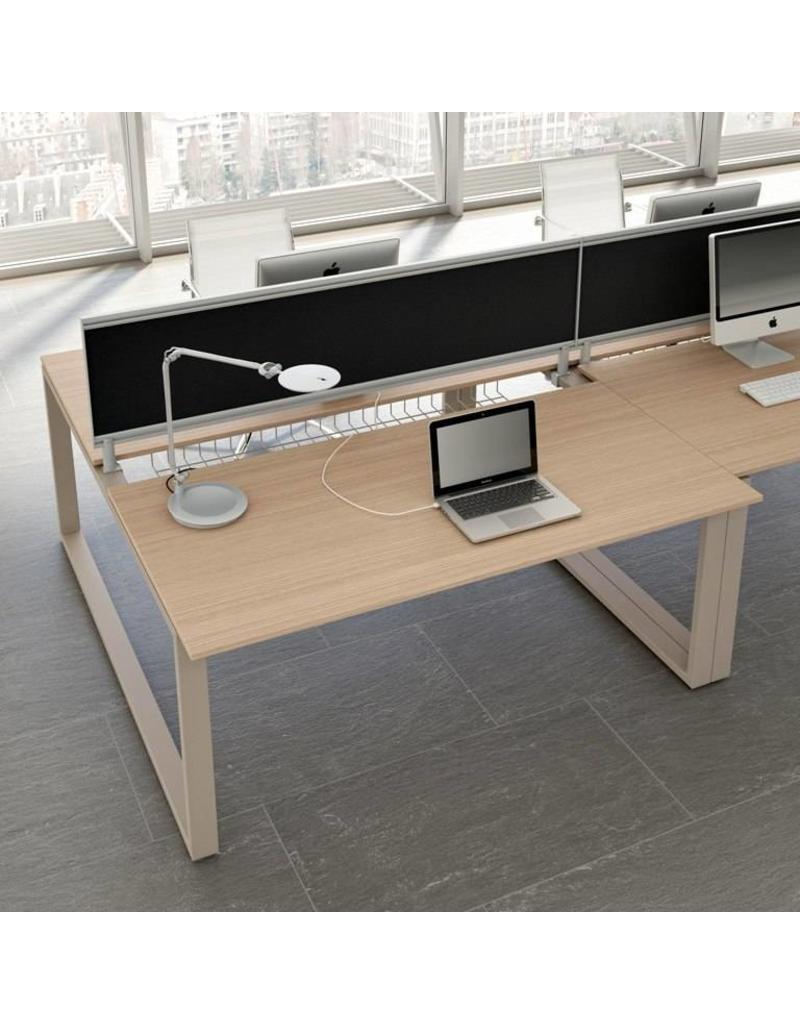 Bralco Bralco Loopy modulair bureau-eiland