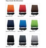 Dauphin Dauphin X-Code bureaustoel met netmembraan rugleuning
