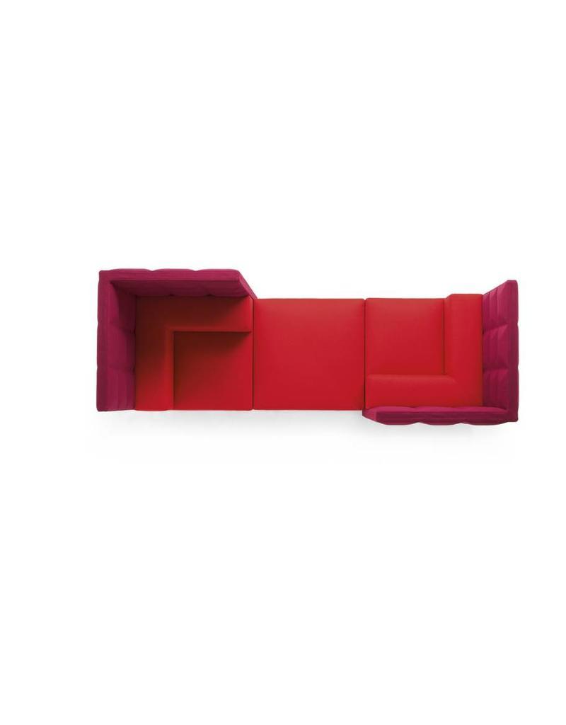 Kastel Kastel Kuadra top fauteuil modulair
