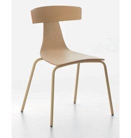 Plank Plank Remo stoel (metalen poten)