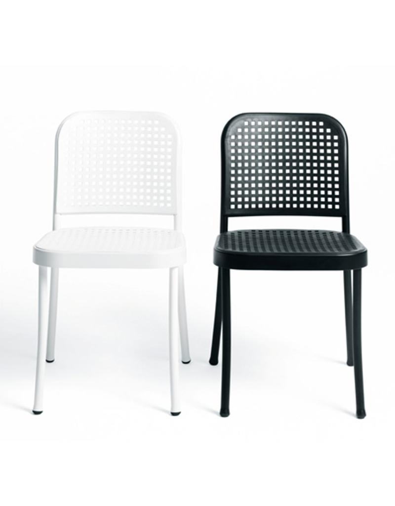 De Padova DePadova Silver stoel in zwart of wit