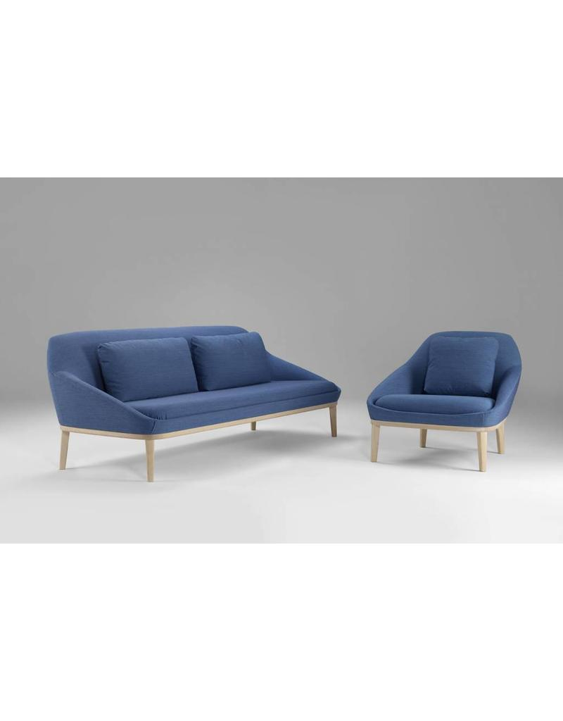 Offecct Offecct Ezy wood sofa