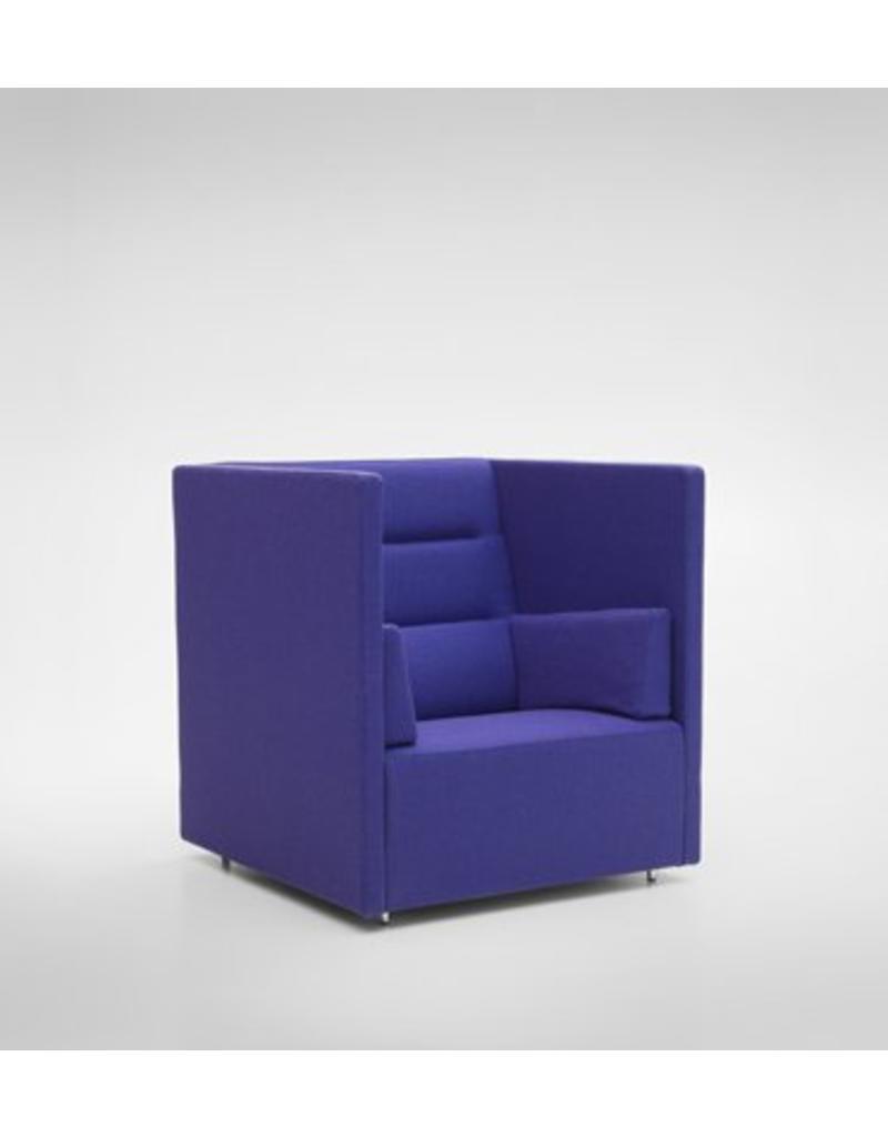 Offecct Offecct Float High akoestische fauteuil