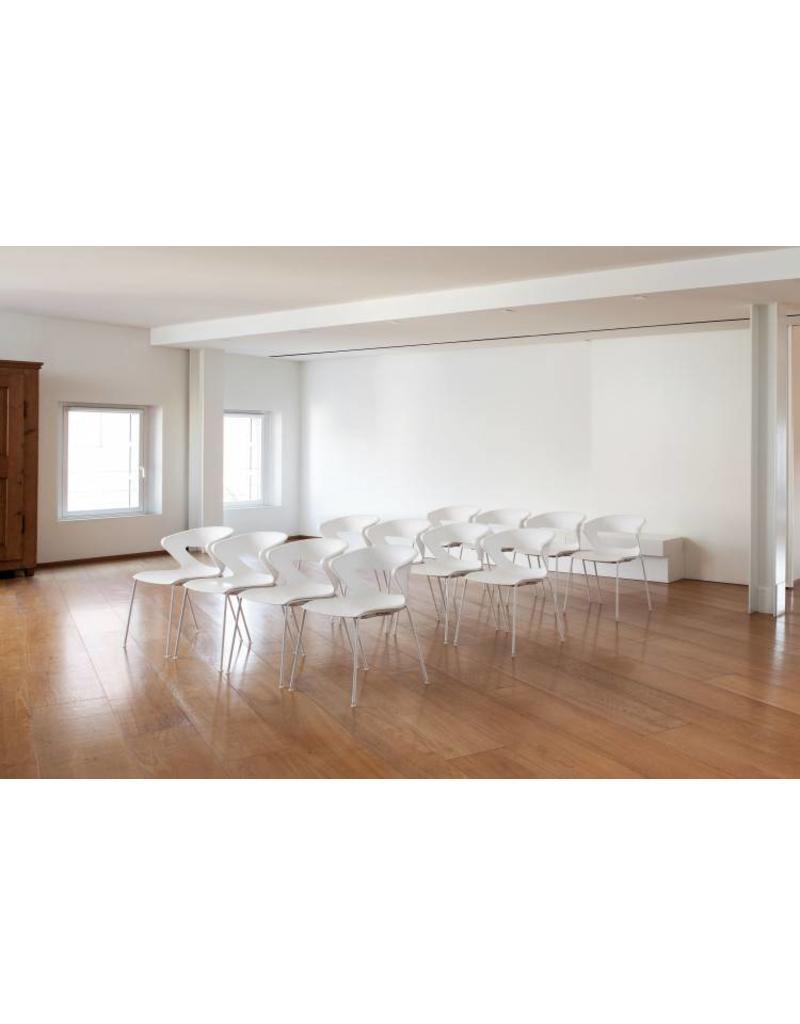 Kastel Kastel Kicca stapelbare stoel