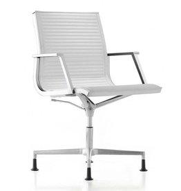 Luxy Luxy Nulite conferentie stoel leer ribbed