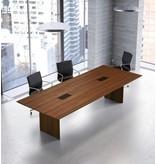 Fantoni Fantoni Multipliceo vergadertafel rechthoekig 300cm