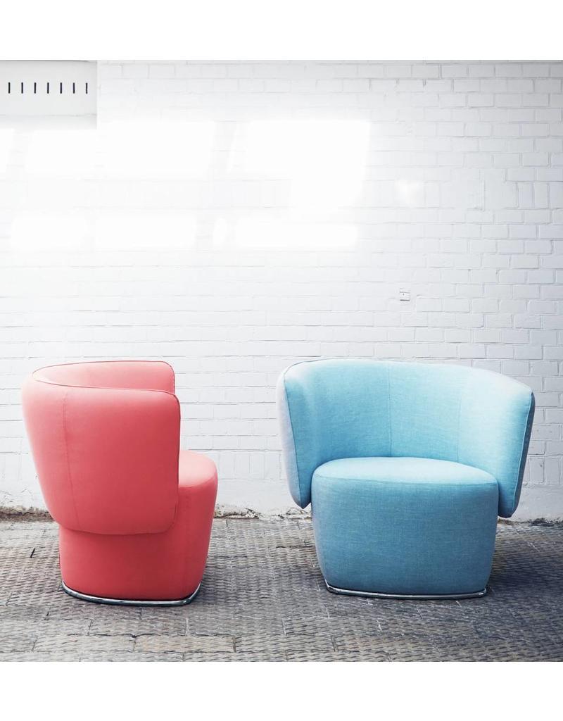 Softline Softline Venice fauteuil - bezoekersstoel