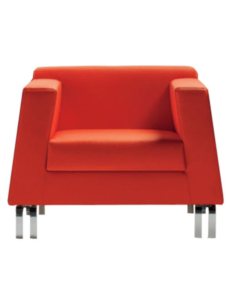 Fauteuil Met Leren Bekleding.Luxy Inout Fauteuil Design Online Meubels