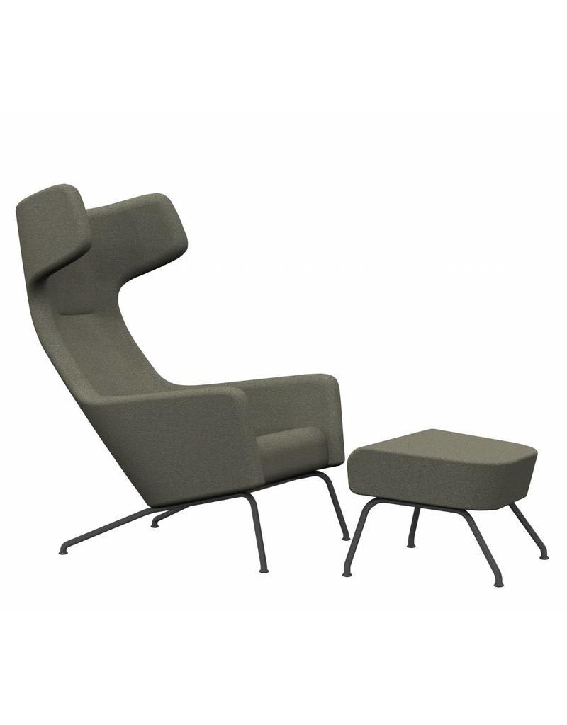 Softline Softline Havana lounge footstool - voetenkruk