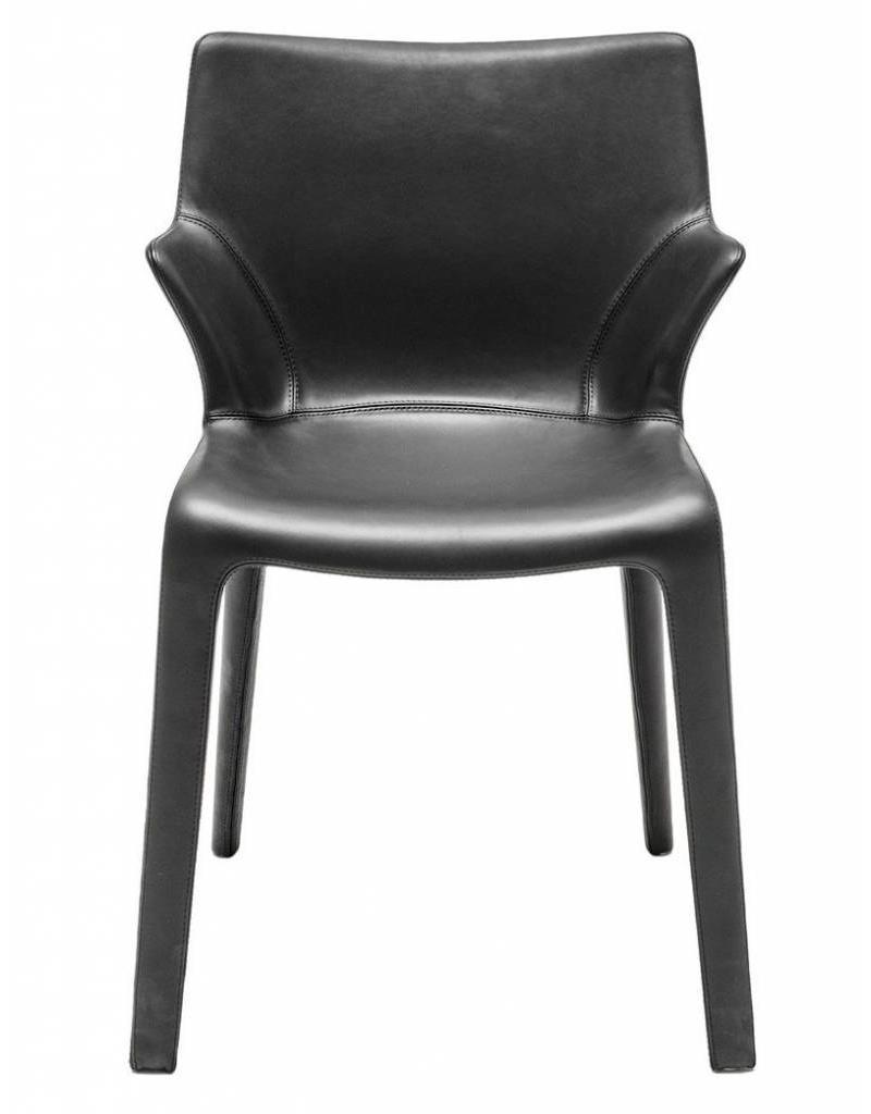 Driade Driade Lou Eat leren stoel