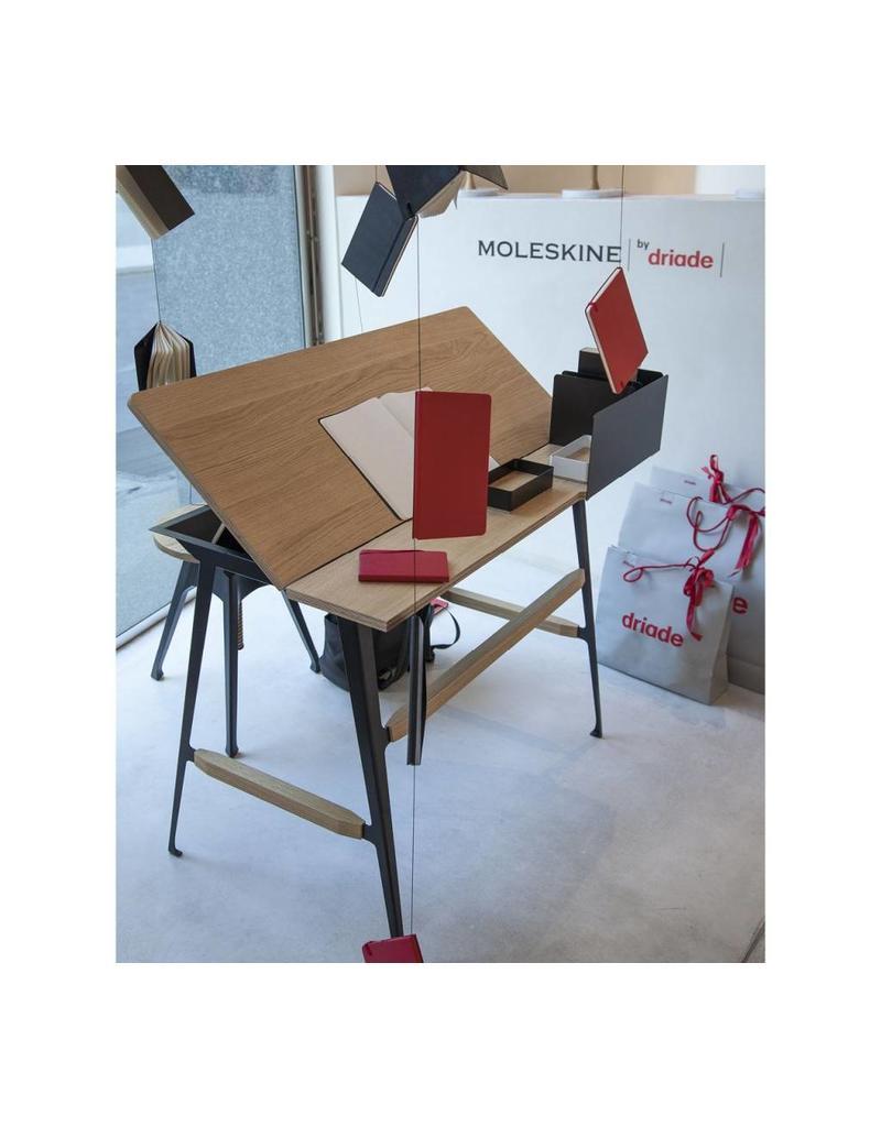 Driade Driade portable atelier bureau met klaptafel