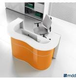 MDD MDD Wave modulaire receptiebalies / ontvangstbalies