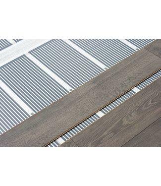 VH Infrarood Vloerverwarming - 80 Watt/m2 - 50 cm breed