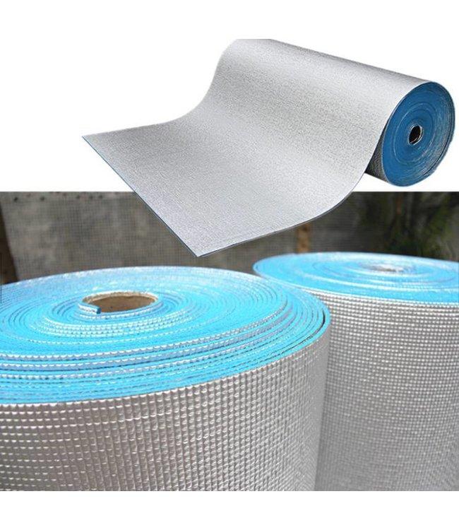 VH Ondervloer XPE6 - 6 mm dikte - Geschikt voor infrarood verwarming - 24 m²