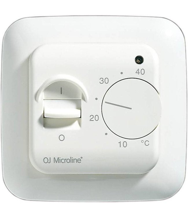 OJ Electronics OTN - Microline - Analoge thermostaat voor vloerverwarming