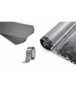 VH ISO-ondervloer combinatie - 15 m²
