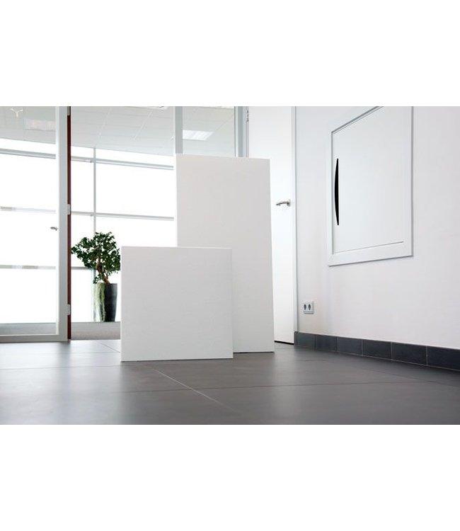 Ecosun Infrarood Verwarmingspaneel - Wit Structuur - Wand & Plafond montage - Serie K