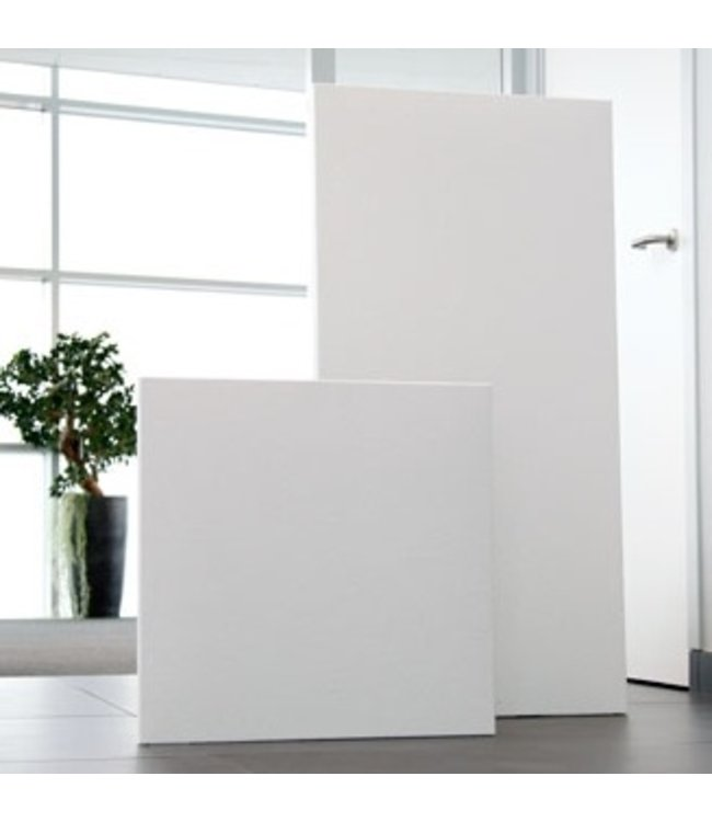 Ecosun Infrarood Verwarmingspaneel - Wit Glad - Serie SK
